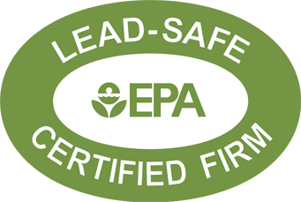 EPA Certified for Lead Paint Removal