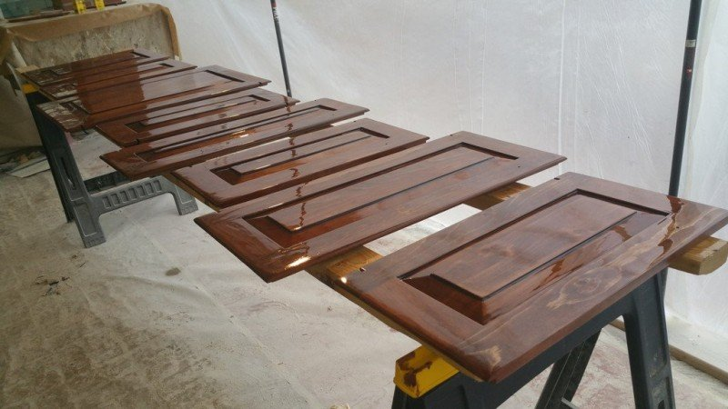 Cabinet Refinishing and Restoration in North Jersey, NJ