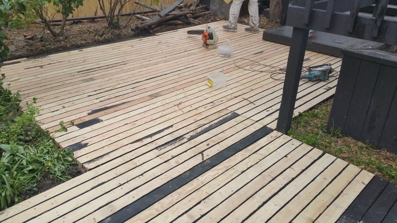 Carpentry Repair Services in North Jersey