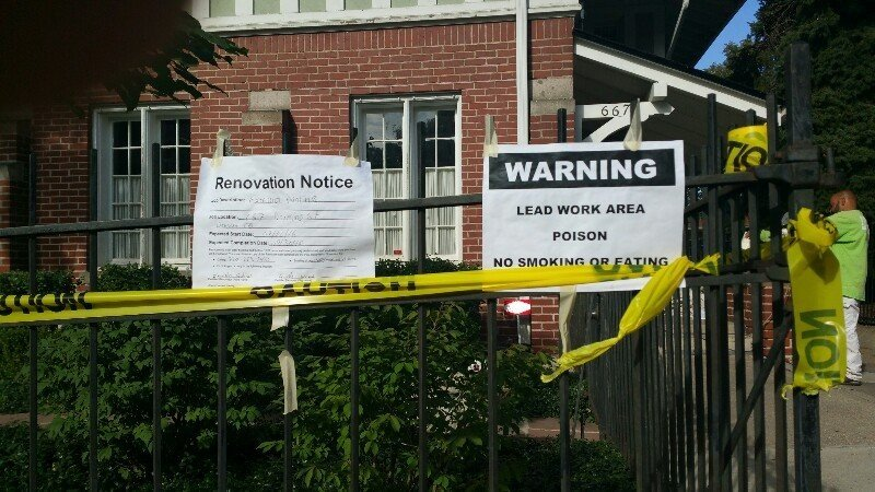 EPA Certified Lead Paint Removal in North Jersey, NJ